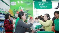 Chuỗi cửa hàng thực phẩm Co.op Food luôn thu hút sự quan tâm mua sắm  của người tiêu dùng TPHCM