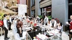 Đại tiệc sao Michelin mừng LaLiga ở The Reverie Saigon