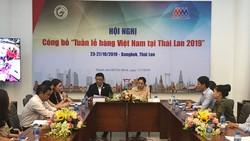 Tuần lễ hàng Việt Nam tại Thái Lan 2019