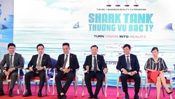 Shark Tank Television Series of Vietnam.