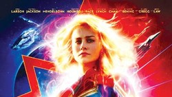 Captain Marvel thắng lớn