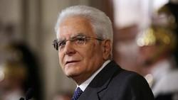 Tổng thống Sergio Matterella