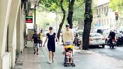 Vận động người dân đi bộ