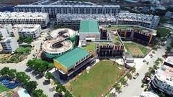 Năm 2019 Tập đoàn Bất động sản Đại Phúc đầu tư 2.000 tỷ cho các hạng mục tiện ích (trong ảnh là trường Quốc tế Song ngữ Emasi). Ảnh: ĐP