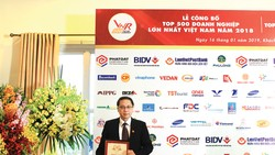 Ông Ni Chih Hao - Phó Tổng Giám đốc điều hành Vedan