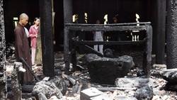 Cảnh giác cháy nổ nơi thờ tự