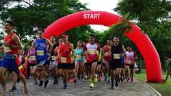Hơn 200 người tham gia chạy bộ Agrirun - You can be 2019 CLB