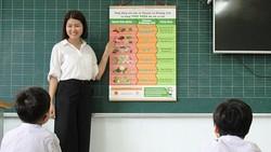 """Đổi mới """"Bữa ăn học đường"""" ở Đắk Nông"""