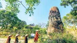 Phục dựng chùa Dạm-Quốc tự ngàn năm tuổi