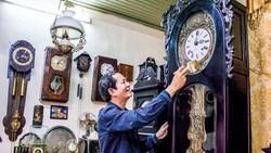 Bộ sưu tập đồng hồ cổ