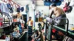 Singapore: Lao động nhập cư sống trong thiếu thốn