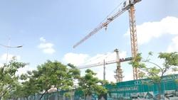 Dồn dập dự án chung cư ngừng giao dịch