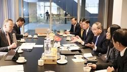 TPHCM đề nghị Hà Lan hỗ trợ phát triển Cần Giờ