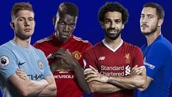 Lịch thi đấu bóng đá Ngoại hạng Anh vòng 27 (Mới cập nhật)