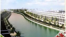 Hải Phòng thí điểm phố đi bộ tại tuyến đường hai bờ sông Tam Bạc