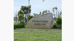 Một khu dân cư được xây dựng trên vùng đất chuyên rau xanh tại xã Tinh Long (TP Quảng Ngãi)