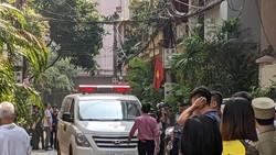 Hà Nội: Án mạng kinh hoàng sáng sớm, ít nhất hai nữ sinh thiệt mạng