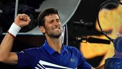 Novak Djokovic hạnh phúc với chiến thắng