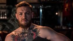 McGregor quảng bá rượu Whiskey của mình