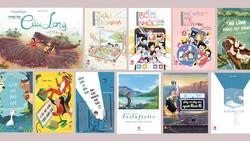 NXB Kim Đồng mang hơn 2000 đầu sách đến Hội sách Cần Thơ lần 3