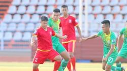 Bình Định có sự khởi đầu khá tốt tại giải hạng Nhất 2019. Ảnh: Dương Thu