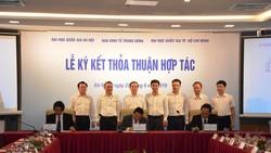 Ký kết hợp tác giữa Ban Kinh tế Trung ương và hai Đại học Quốc gia