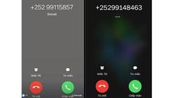 Cảnh giác khi nhận cuộc gọi từ các đầu số lạ