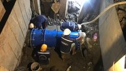 Nỗ lực bảo vệ hành lang ống dẫn nước sạch
