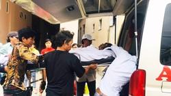 Giúp một bệnh nhân nghèo bị tai nạn, bỏng toàn thân