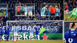 Schalke 04 - Man City 2-3: Thắng kịch tính, Aguero, Sane, Sterling kịp ngược dòng