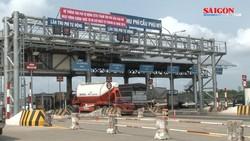 Từ hôm nay, thu phí tự động không dừng khi qua cầu Phú Mỹ