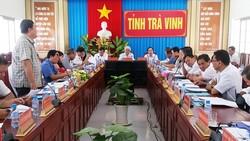 UBND tỉnh Trà Vinh vừa họp khẩn bàn giải pháp ngăn chặn dịch tả heo châu Phi
