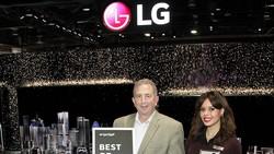 LG nhận gỉai thưởng tại CES 2019