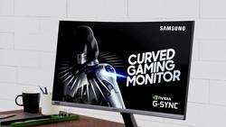 Samsung ra mắt dòng màn hình cong chơi game với màn hình 27inch, 240Hz tương thích G-SYNC