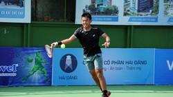 Lý Hoàng Nam có chiến thắng đầu tiên ở giải ATP 110.