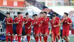 U22 Việt Nam thả lỏng để hướng đến chiến thắng thứ 2 trước Timor Leste. Ảnh: DŨNG PHƯƠNG