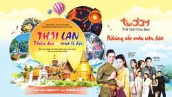 Khán giả hào hứng trước sự xuất hiện bất ngờ của đoàn xe Tuk Tuk Thái Lan tại Việt Nam