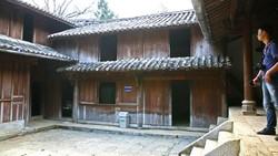 Một góc dinh thự nhà họ Vương ở Hà Giang