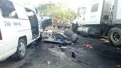 Tìm cách giảm tai nạn giao thông trên quốc lộ 13