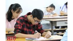 Đại học Quốc tế Hồng Bàng nhận hồ sơ thi đánh giá năng lực đến ngày 21-8