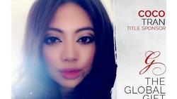 Nữ doanh nhân Coco Trần đồng hành cùng Quỹ Global Gift