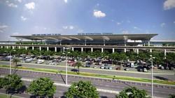 Đề xuất 620 tỷ đồng mở rộng Cảng hàng không quốc tế Nội Bài