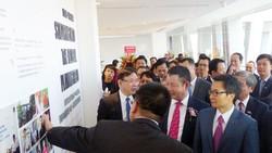 Khai trương trung tâm xuất khẩu phần mềm lớn nhất Việt Nam