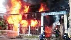 Chủ động phòng ngừa cháy nổ khi kết hợp nhà ở với sản xuất kinh doanh