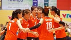 Đội tuyển nữ Việt Nam còn 1 tháng để chuẩn bị cho SEA Games 2017. Nguồn: tư liệu