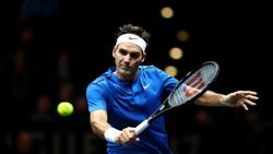 Sắm vai người hùng, Federer giúp tuyển châu Âu đăng quang