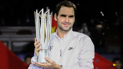 Federer đăng quang ở Shanghai Masters 2017