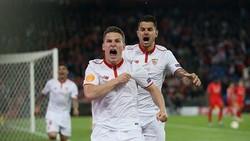 Bảng E: Sevilla - Liverpool 3-3: Dẫn trước 3 bàn nhưng Liverpool lại vuột chiến thắng