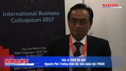 Thúc đẩy môi trường kinh doanh quốc tế tại Việt Nam
