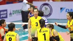Tuyển Việt Nam để thua 0-3 trước Hàn Quốc. Ảnh: SMMTV